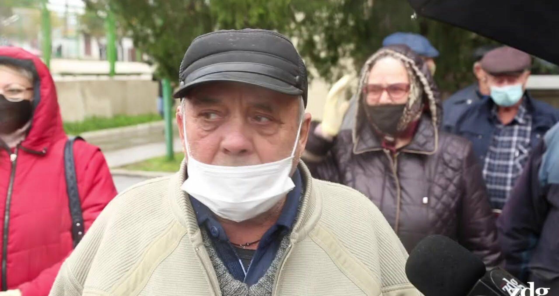 """Reportaj din mijlocul alegătorilor din stânga Nistrului: """"Vrem pace"""""""