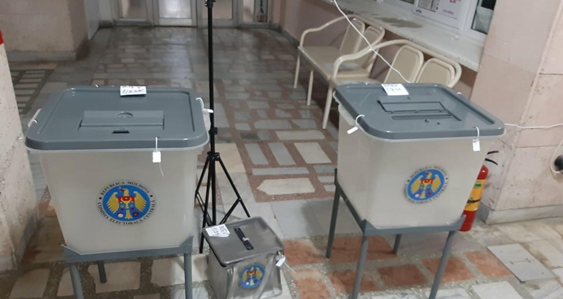 Primele rezultate din diasporă la alegerile prezidențiale după ce o secție și-a încheiat activitatea