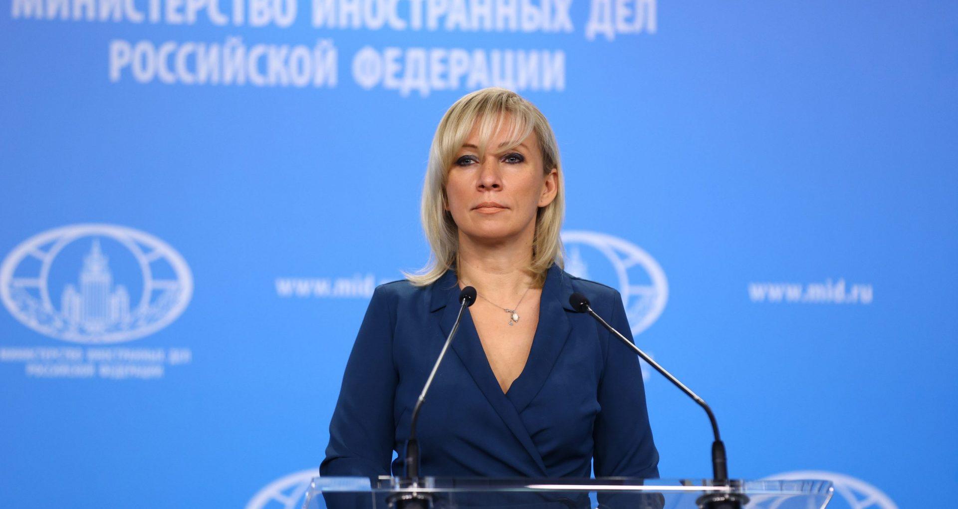 """Ministerul rus de externe acuză UE și SUA de amestec în treburile interne ale R. Moldova. Acesta îndeamnă statele să se abțină de la a interveni în problemele țării și """"să nu depășească normele de etică diplomatică"""""""