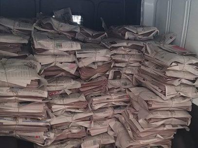 Curtea de Apel declară inadmisibilă contestația PAS în legătură cu microbuzele pline cu ziarele lui Dodon