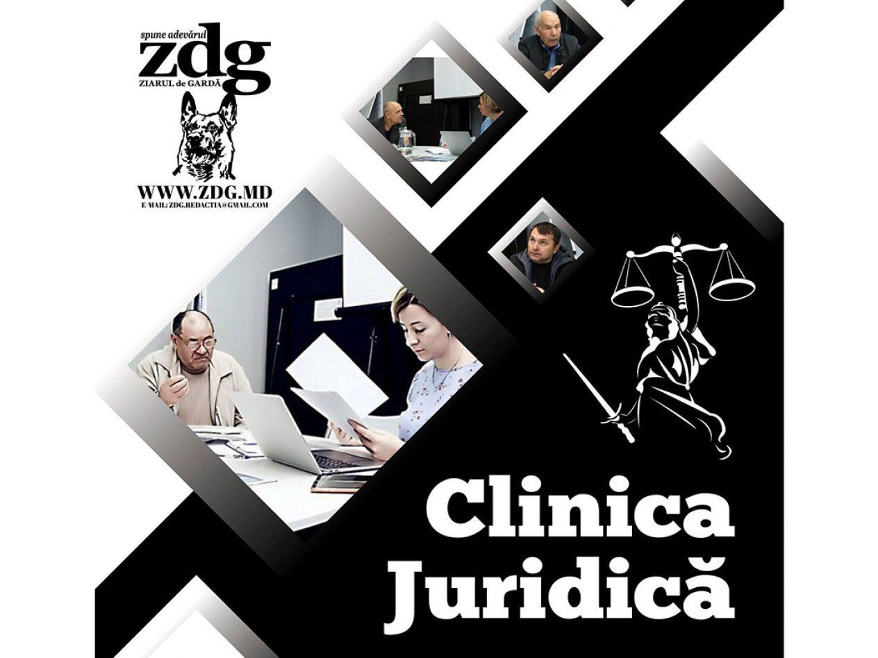 Un an de Clinica Juridică. Dezamăgirile pe care le-au trăit cititorii și speranța lor în ZDG