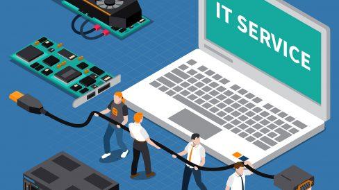 Contracte cu statul pentru servicii IT, obținute de firme afiliate unor funcționari