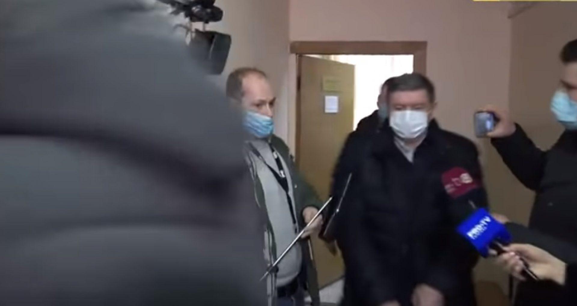 """VIDEO/ """"Nu am fost implicat"""". Fostul ambasador al R. Moldova în Federația Rusă comentează dosarul contrabandei cu anabolizante"""