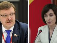 Un oficial rus îi sugerează Maiei Sandu ca R. Moldova să-și asume datoria de miliarde de dolari a regiunii transnistrene față de Gazprom