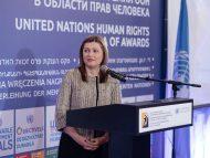 Drepturile omului și egalitatea de gen sunt elemente cheie în redresarea oricărei pandemii