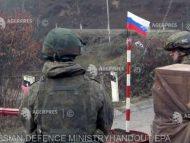 Azerbaidjanul a preluat controlul asupra districtului Lachin, vecin cu Nagorno-Karabah