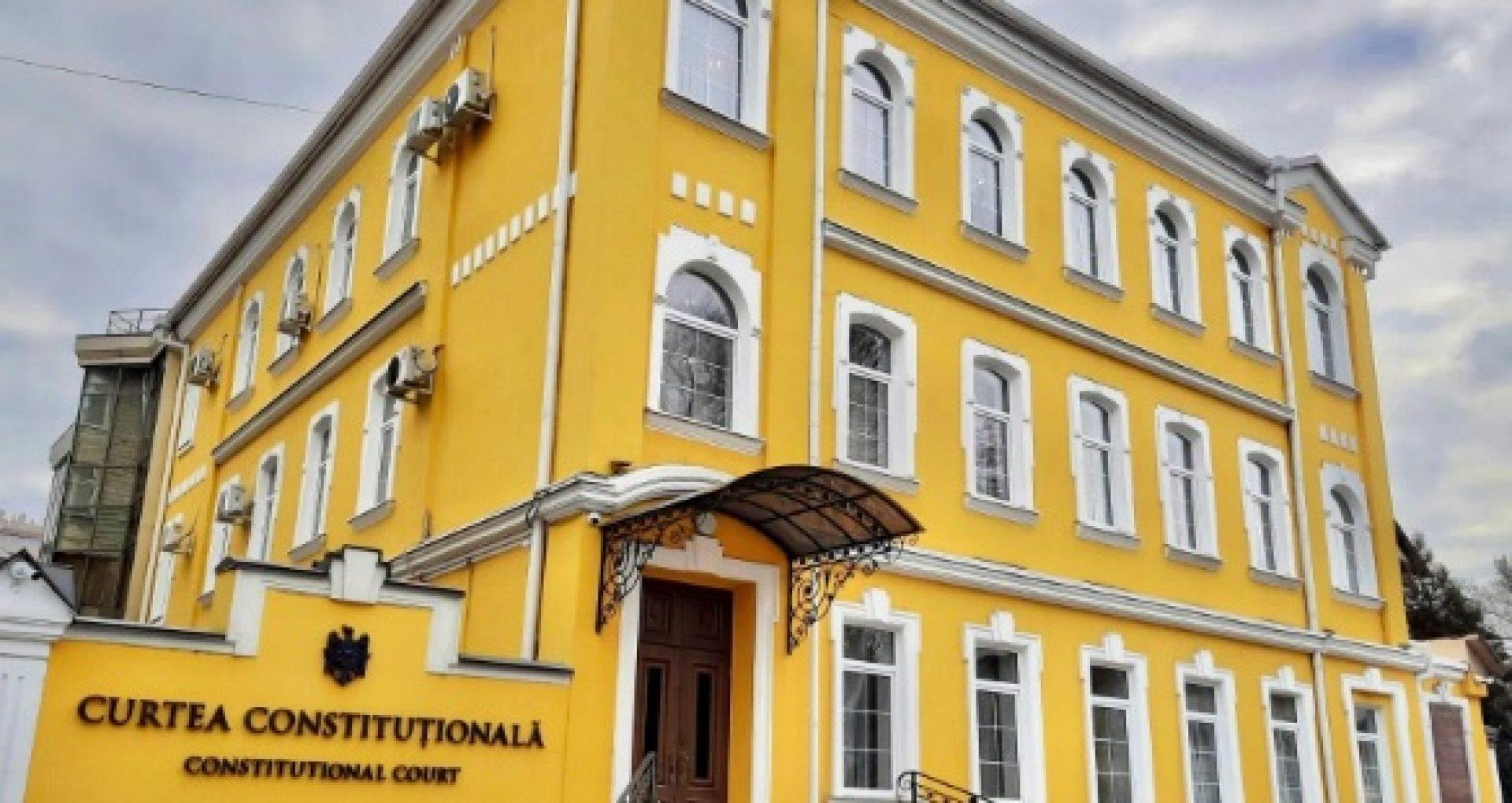 DOC/ CC a declarat inadmisiblă sesizarea depusă de către un deputat PAS privind controlul constituționalității unor prevederi din Legea bugetului de stat pentru 2021
