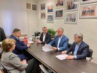 Lider PSRM, după consultările cu fracțiunile parlamentare privind declanșarea alegerilor parlamentare: Sunt diferite viziuni