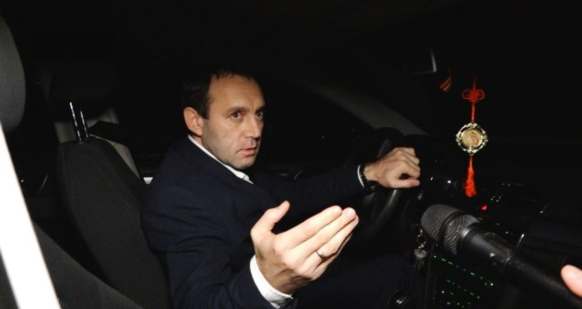 DOC/ Președintele raionului Fălești, care anterior ar fi fost surprins beat la volanul automobilului de serviciu, nu a fost sancționat