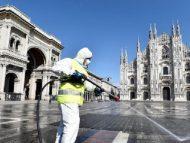 Italia înăsprește din nou măsurile privind evitarea răspândirii COVID-19