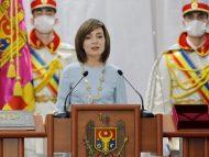 """Președinta R. Moldova, Maia Sandu: """"Săptămâna aceasta nu voi desemna un candidat la funcția de premier"""". Soluția cu care ar urma să vină PAS în Parlament pentru declanșarea anticipatelor"""