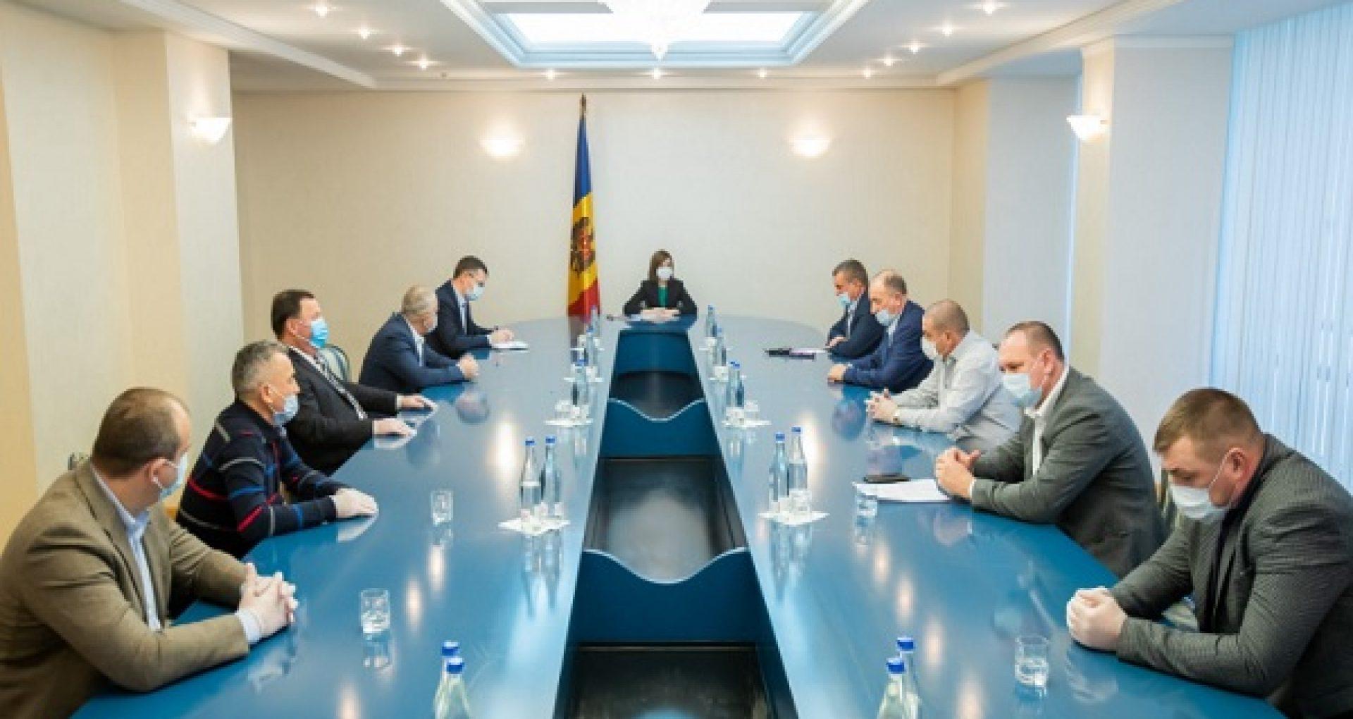 Mesajul președintei R. Moldova, Maia Sandu, după o întrevedere cu mai mulți reprezentanți ai agricultorilor