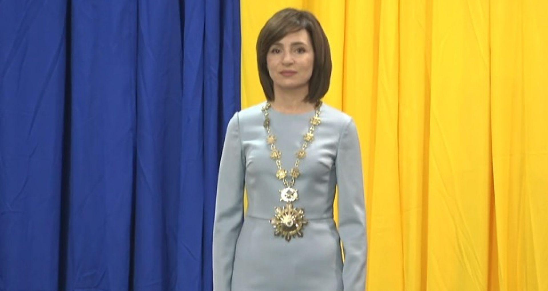 Președinta R. Moldova, Maia Sandu, va invita fracțiunile parlamentare la consultări