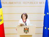 """PDM, despre demiterea deputatei Monica Babuc din funcția de vicepreședinte al Parlamentului: """"Coaliția PSRM-ȘOR continuă abuzurile și dezmățul"""""""