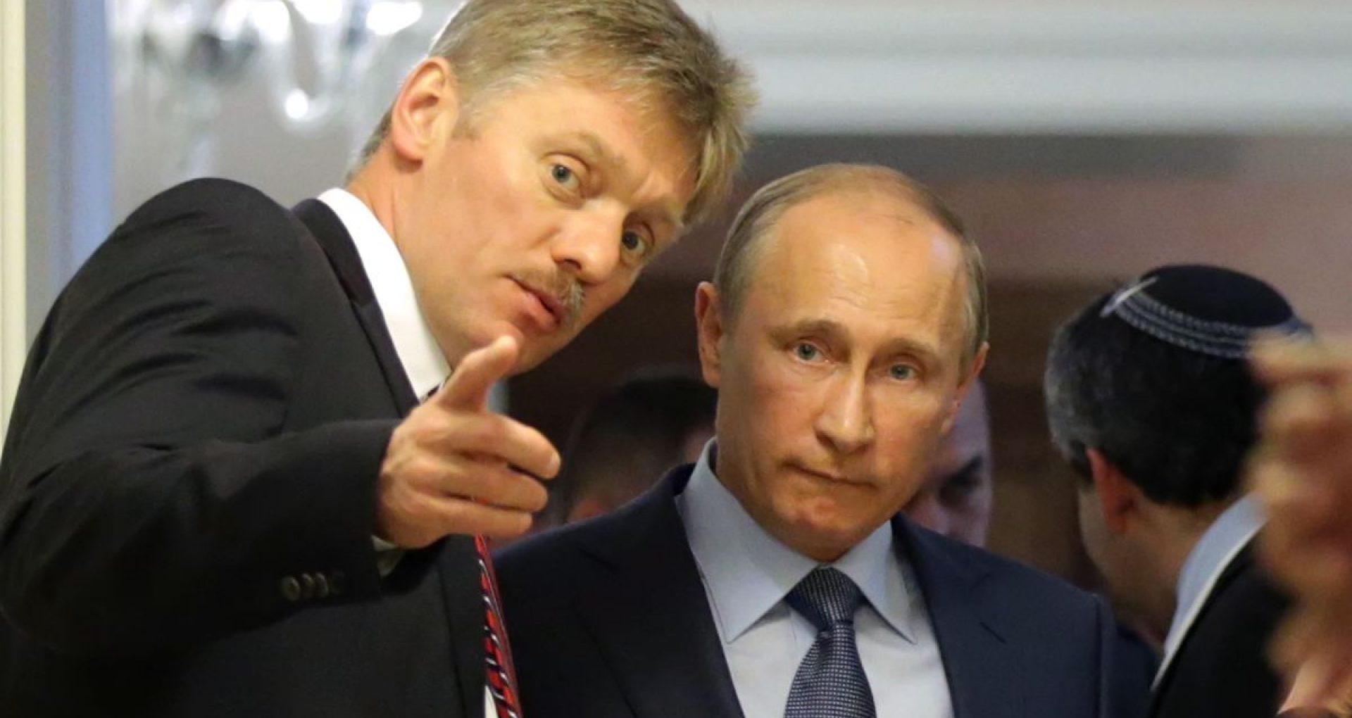 Purtătorul de cuvânt al lui Vladimir Putin salută adoptarea legii privind statutul limbii ruse în Republica Moldova