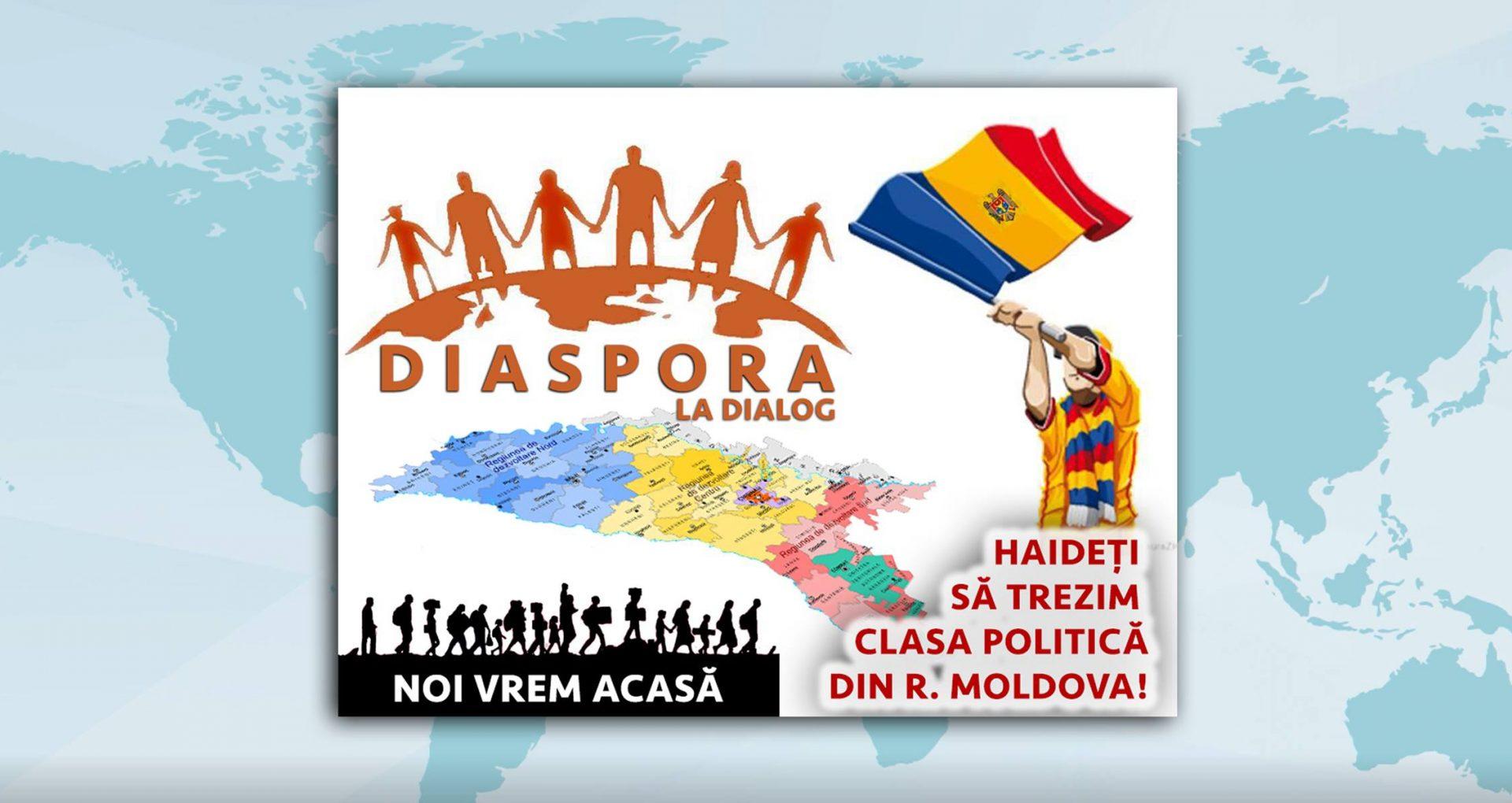 Diaspora vrea să participe la guvernare