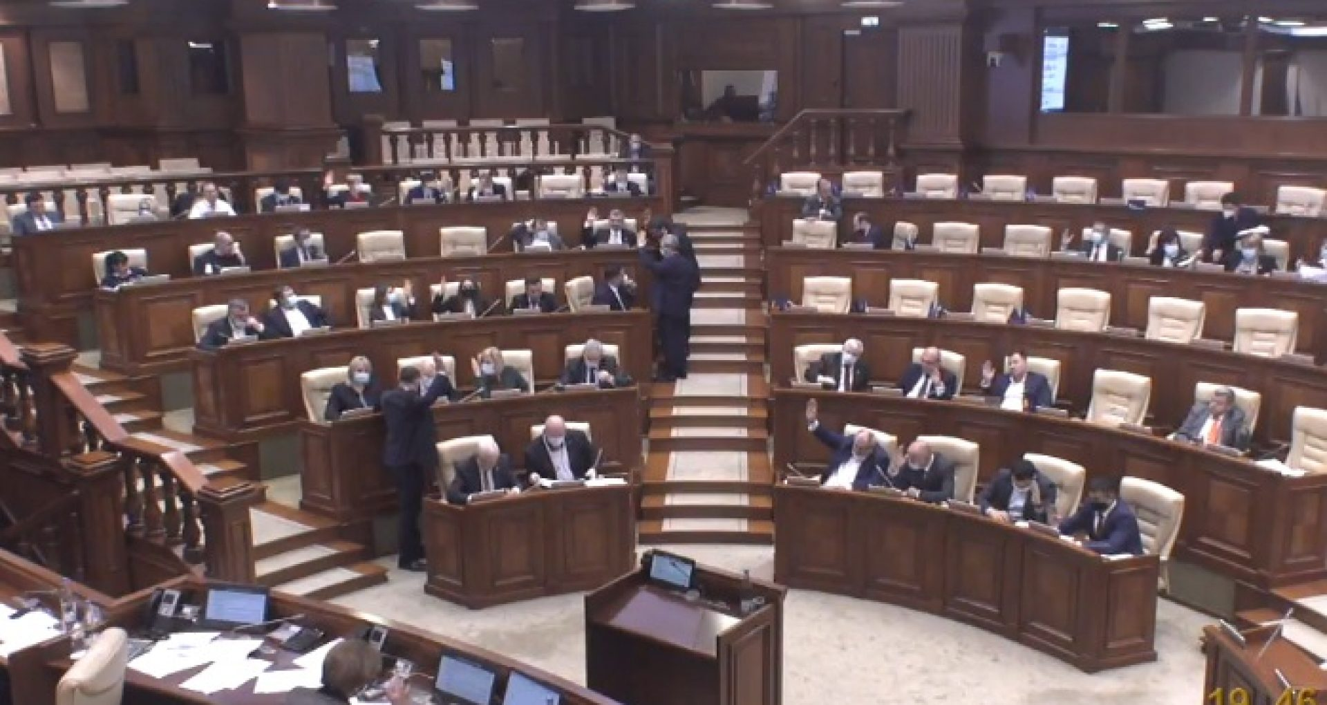 DOC/ Deși ANI și-a exprimat îngrijorarea și a avizat negativ documentul, deputații PSRM-Șor au votat proiectul pentru modificarea legii cu privire la ANI
