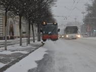 Municpalitatea a stabilit măsuri în scopul prevenirii și lichidării consecințelor ninsorilor abundente și poleiului, în perioada rece a anului