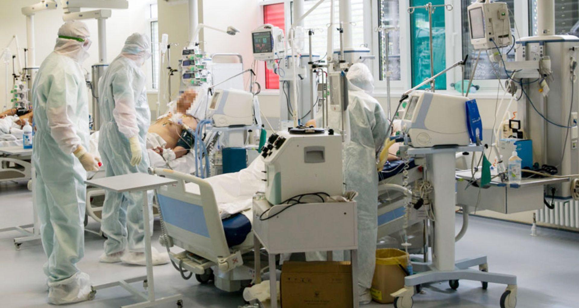 46 de oameni au murit, iar 773 s-au infectat cu COVID-19, în ultimele 24 de ore