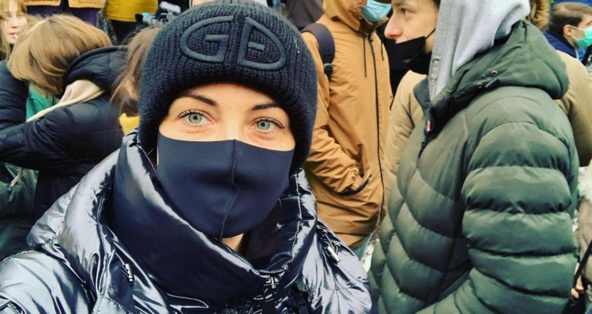 FOTO/ Iulia Navalny a fost reținută la Moscova
