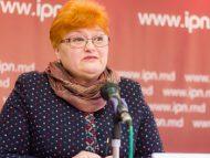 DOC/ Maia Bănărescu ar putea îndeplini atribuțiile funcției de avocat al poporului