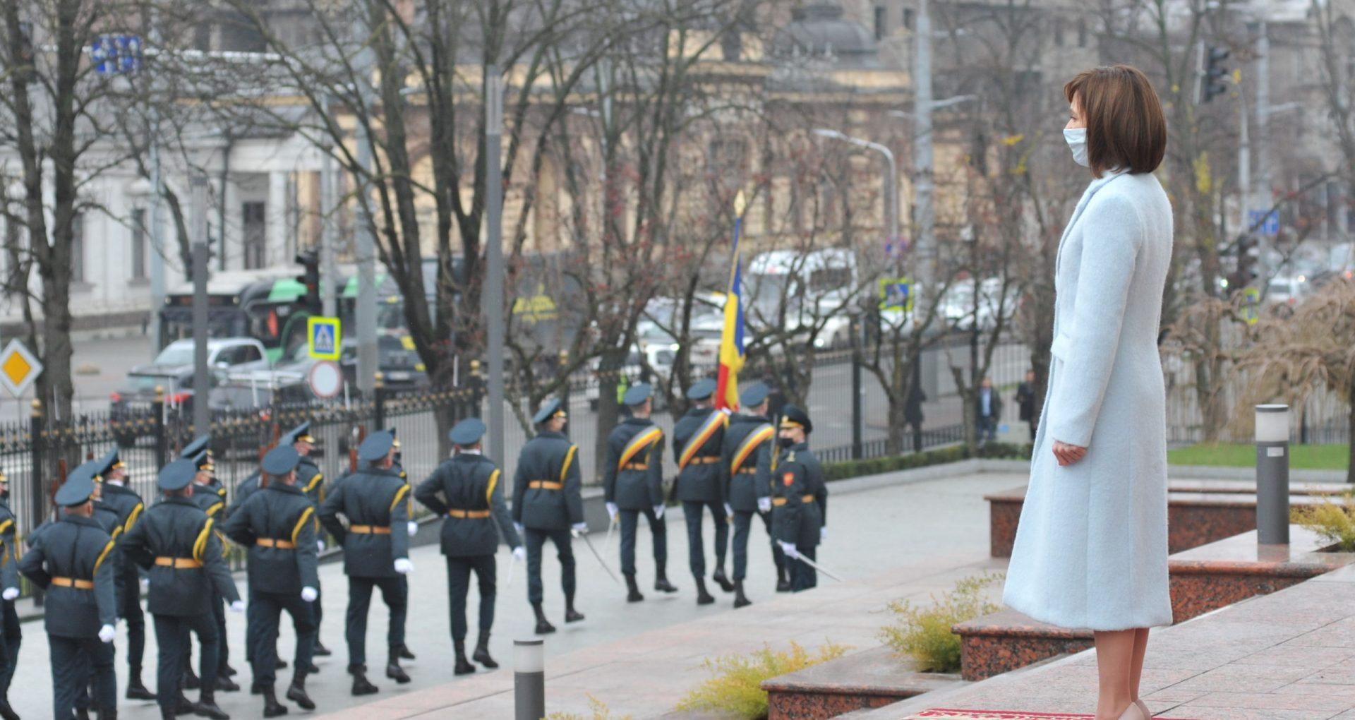 Președinta Sandu și echipa sa merg la Kiev cu mașina