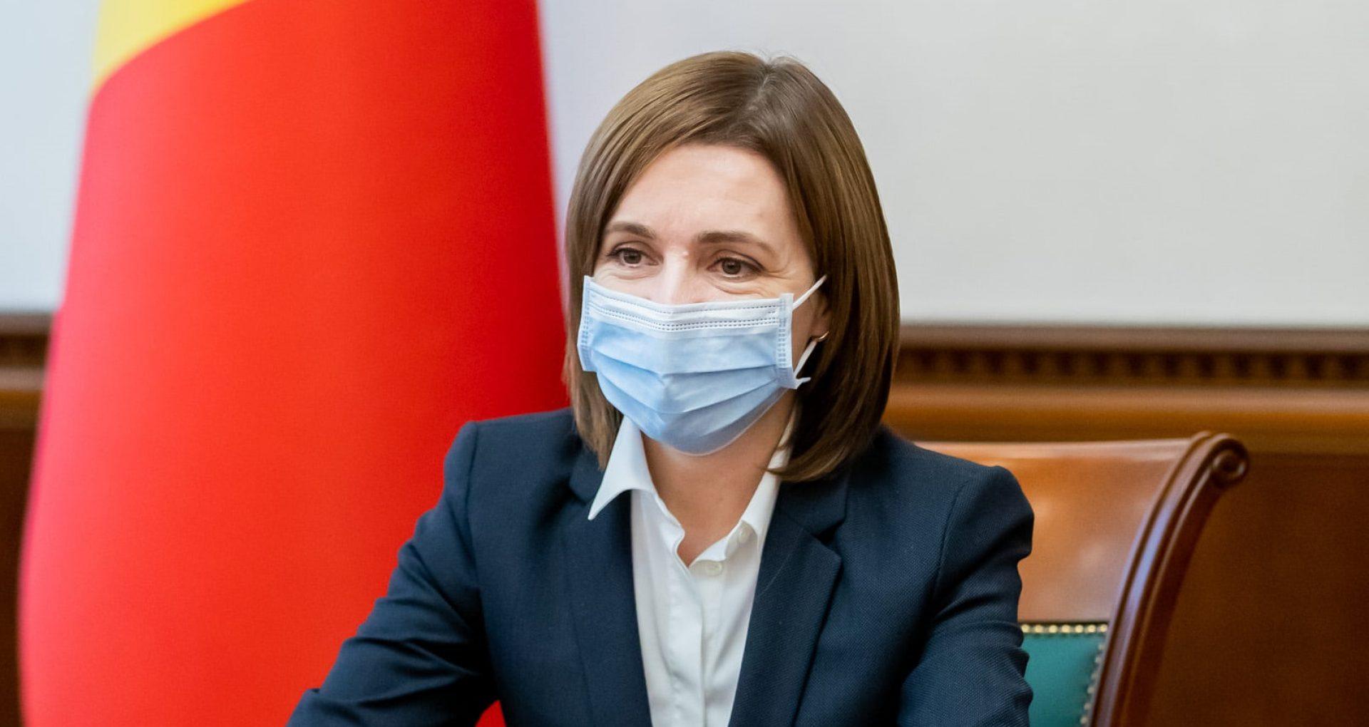 Președinta Sandu a modificat regulamentul CSS. Membrii numiți trebuie să cunoască limba română și să se bucure de o reputație ireproșabilă