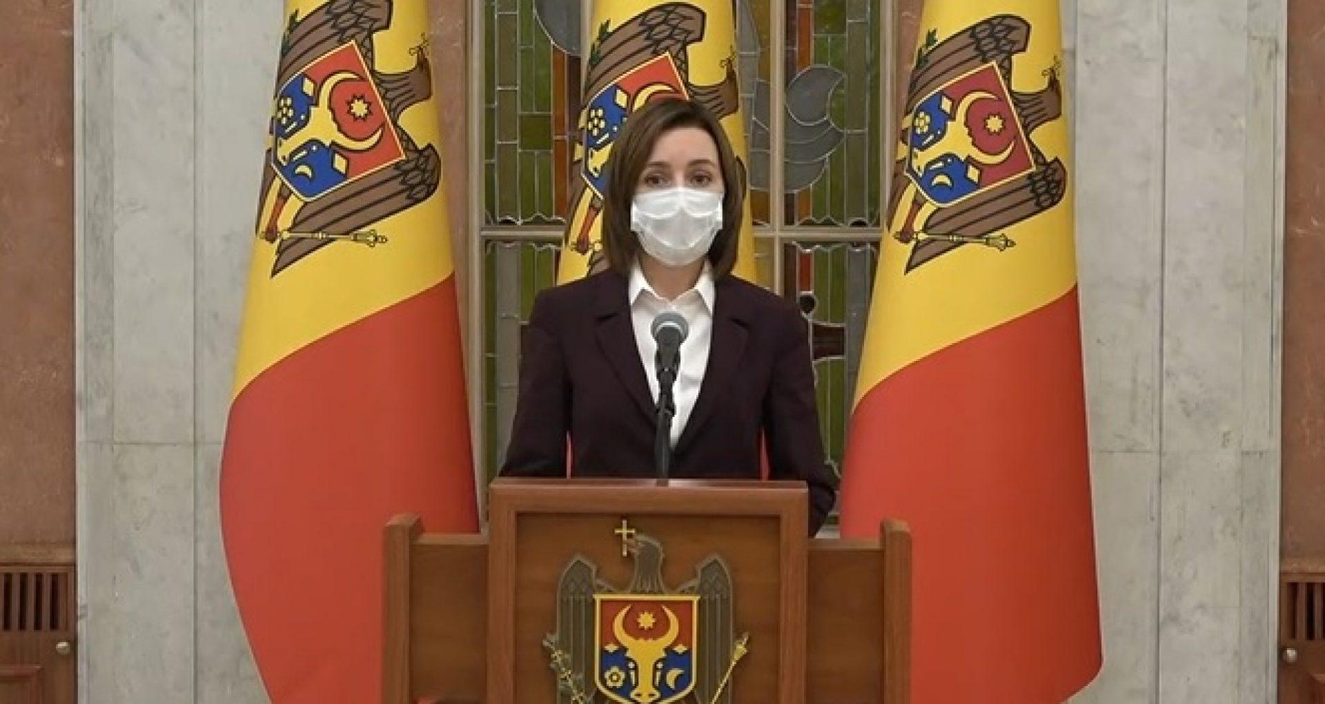 LIVE/ Președinta Sandu: Vizita de la Kiev constituie un pas important în resetarea relațiilor noastre