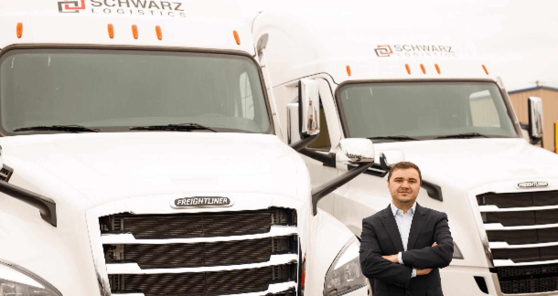 Moldoveni în SUA: De la șofer de tir, în zece ani a ajuns să gestioneze o afacere de succes