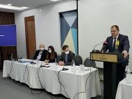 """Ștefan Gligor anunță lansarea unei noi formațiuni politice – """"Partidul Schimbării"""". Un consilier prezidențial printre fondatori"""