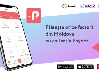 Cum plătești facturile din Moldova aflându-te peste hotare? (P)