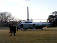 VIDEO/ Donald Trump a părăsit Casa Albă. Joe Biden urmează să fie învestit miercuri în funcția de președinte al SUA
