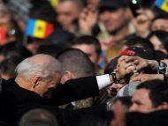 Președinta R. Moldova, Maia Sandu, îl felicită pe Joe Biden cu ocazia învestirii în funcția de președinte al SUA