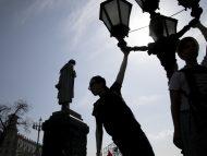 Studenții de la universitățile din Rusia sunt amenințați cu exmatricularea pentru participarea la mitinguri, ca în Belarus