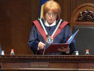 Coaliția PSRM-ȘOR a votat în Parlament retragerea Hotărârii privind numirea Domnicăi Manole în funcție de judecătoare la CC