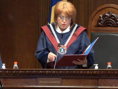 Ultima oră! CC a declarat neconstituțională Legea, votată de PSRM – Șor, cu privire la statutul special pentru limba rusă pe teritoriul R. Moldova