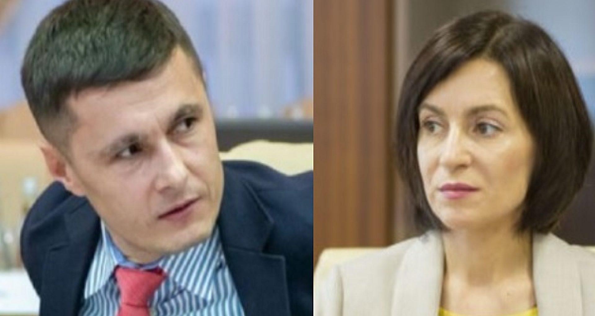 DOC/ Solicitarea făcută de către Președinție către ministrul în exercițiu al Justiției, înainte de vizita președintei R. Moldova, Maia Sandu, la Bruxelles