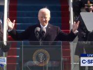 """LIVE VIDEO/ Ceremonia de învestire a lui Joe Biden în funcția de președinte al Statelor Unite ale Americii: """"Astăzi sărbătorim democrația, prieteni!"""""""