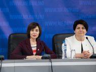 Reacția Partidului Șor și a Platformei Pentru Moldova după ce Maia Sandu a propus-o pe Natalia Gavriliță la funcția de premier al R. Moldova