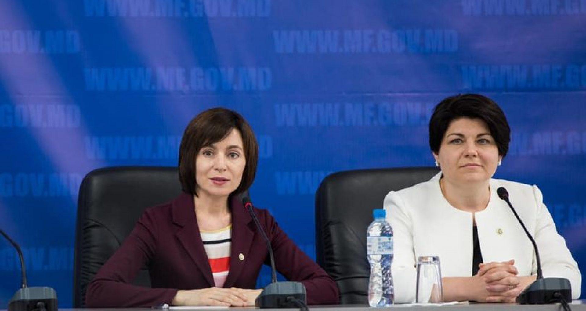 Președinta Sandu spune ce urmează dacă deputații votează Guvernul Gavrilița