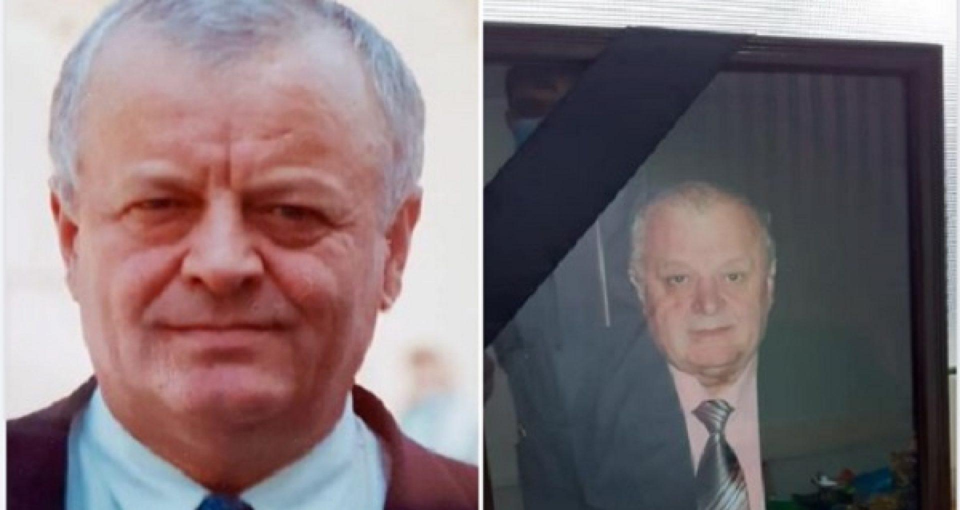 Nicolae Glavan, medic din cadrul Institutului de Medicină Urgentă și tatăl deputatei Ruxanda Glavan, a decedat