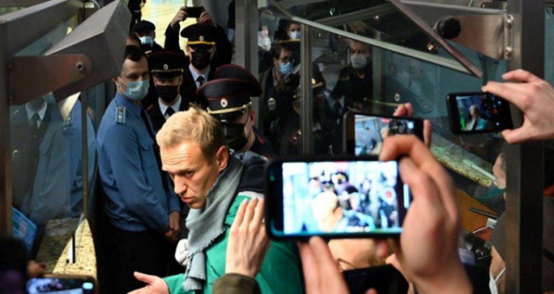 """Alexei Navalny a fost încarcerat la """"Tăcerea Marinarului"""", închisoarea de maximă securitate a serviciilor secrete ruseşti"""