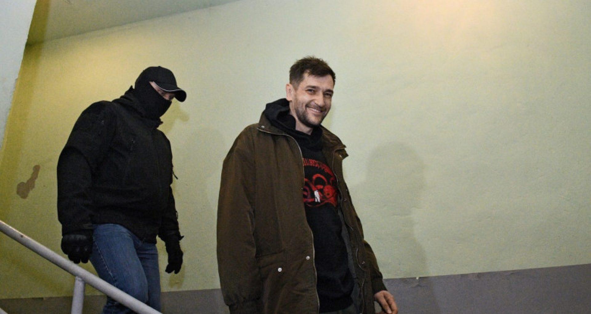 """Fratele lui Alexei Navalny a fost reținut într-o anchetă privind încălcarea """"normelor sanitare"""""""