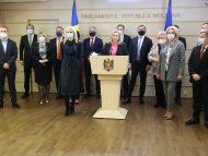 """Grupul """"Pentru Moldova"""", despre soluția propusă de PAS privind declanșarea anticipatelor"""