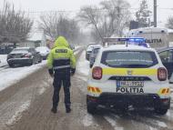Ninge în mai multe raioane ale R. Moldova. Recomandările autorităților pentru șoferi