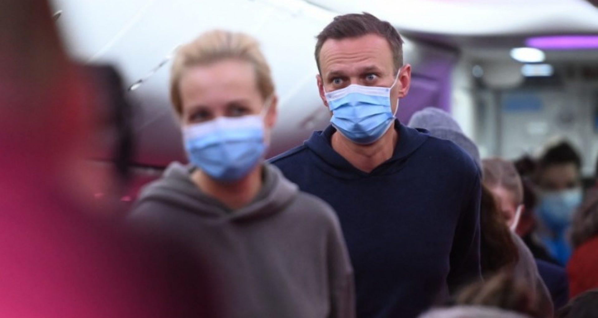 Ministrul de Externe al României: Arestarea lui Navalny, după otrăvire, este inacceptabilă