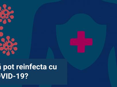 COVID-19: dacă am făcut o dată boala, mă pot reinfecta?