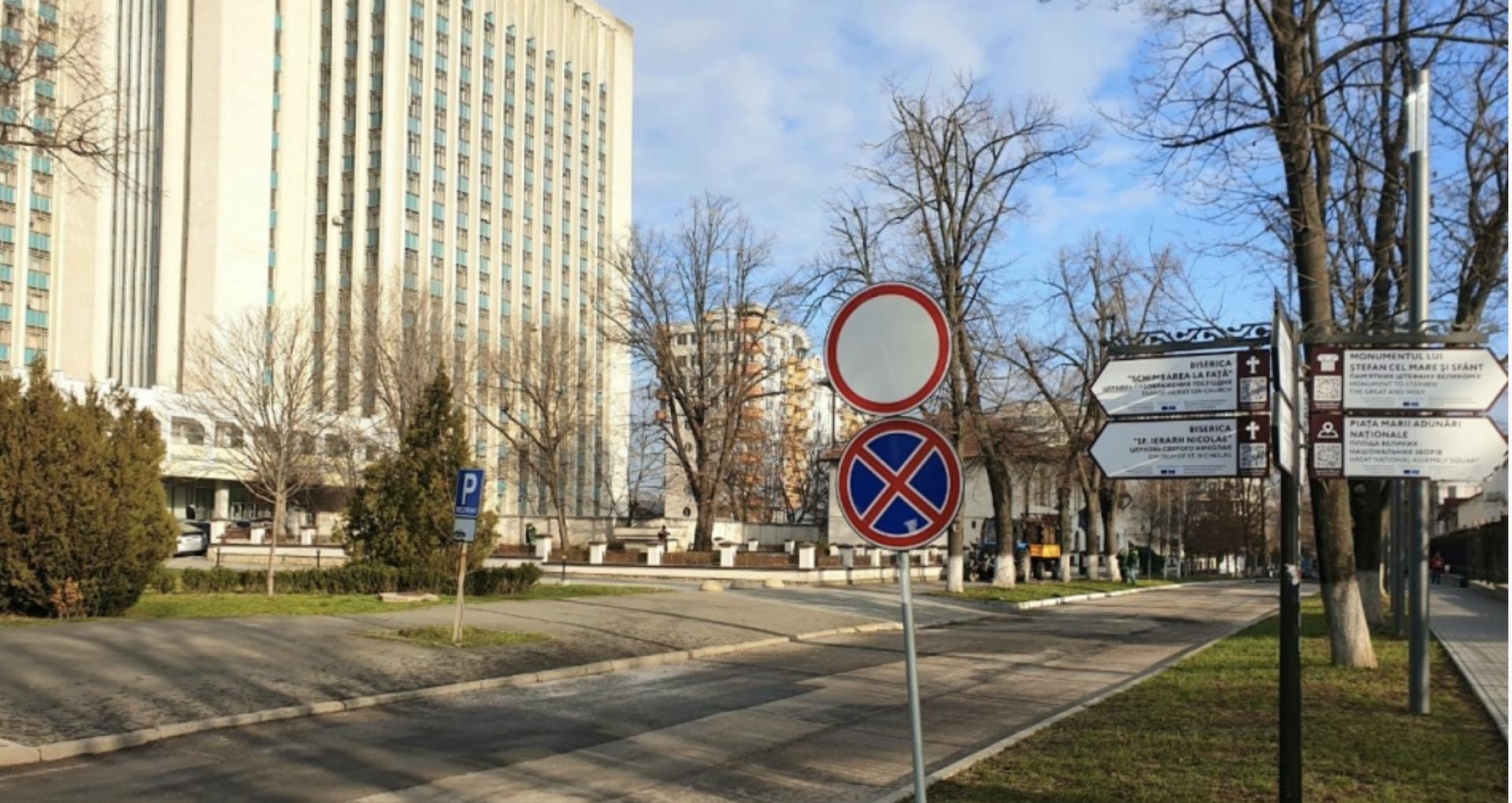 DOC/ Circulația de pe strada Sfatul Țării din mun. Chișinău a fost redeschisă. Secretar general al Președenției: Drumurile nu sunt bunul unor oameni, ci aparțin tuturor cetățenilor