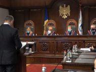 LIVE/ Curtea Constituțională pronunță Hotărârea în legătură cu sesizările depuse privind controlul constituționalității legii cu privire la funcționarea limbilor vorbite pe teritoriul R. Moldova