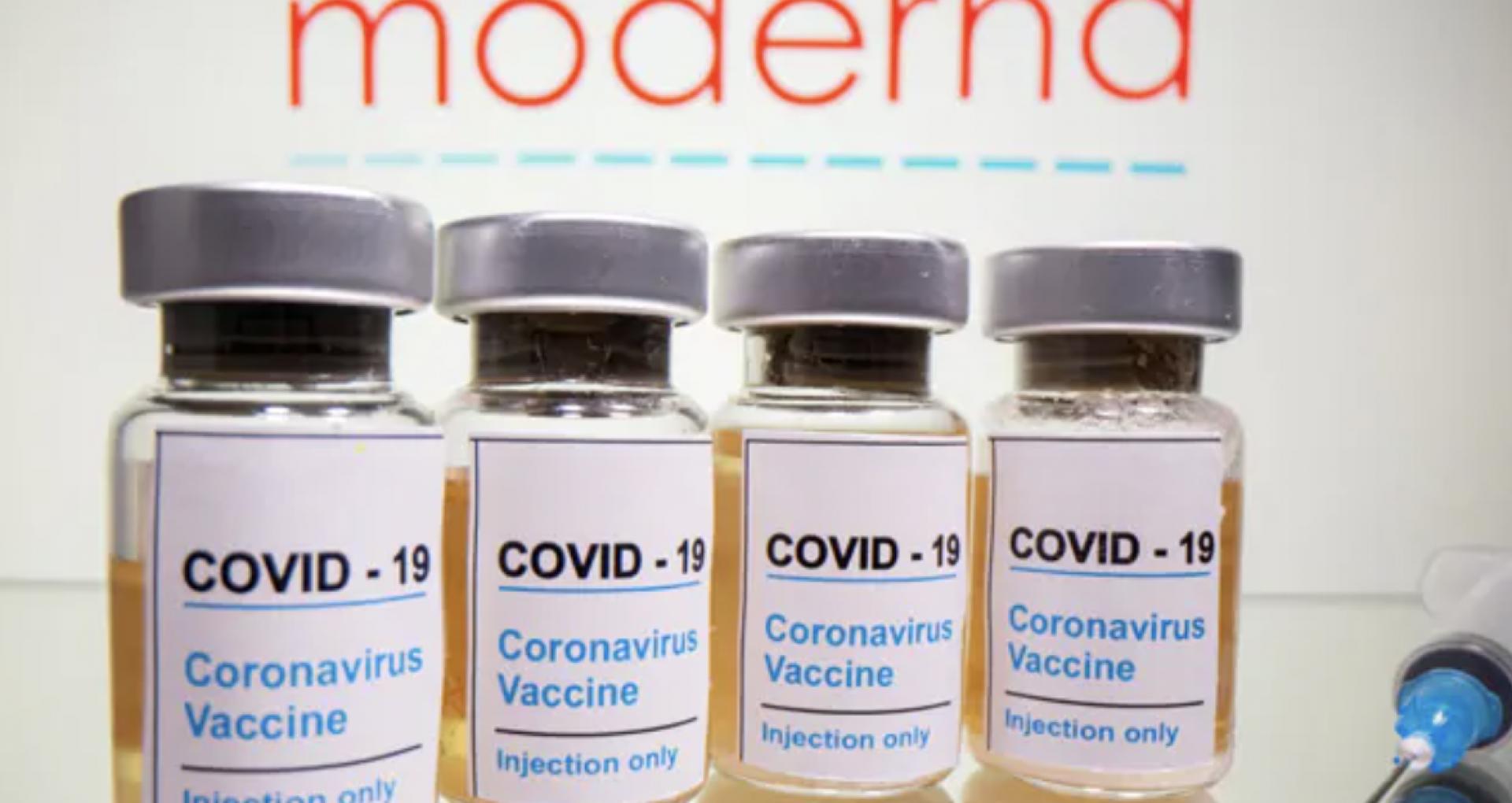 Moderna verifică dacă a treia doză de vaccin COVID-19 adaugă protecție suplimentară